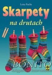 Okładka książki Skarpety na drutach Lena Fuchs