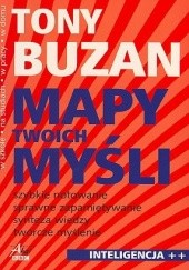 Okładka książki Mapy twoich myśli