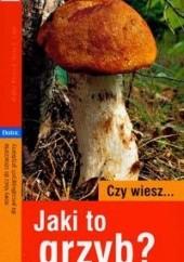 Okładka książki Czy wiesz, jaki to grzyb? Walter Patzold,Hans E. Laux
