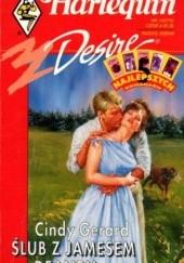 Okładka książki Ślub z Jamesem Deanem Cindy Gerard