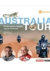 Okładka książki Australia Tour Marek Tomalik,Przemysław Saleta,Jacek Czachor
