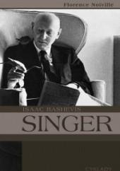 Okładka książki Isaac Bashevis Singer Florence Noiville