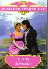 Okładka książki Uparty dżentelmen Candice Hern