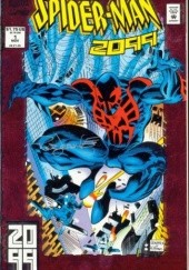 Okładka książki Spider-Man 2099 - #01 Peter David