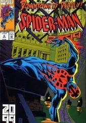 Okładka książki Spider-Man 2099 - #06 - Downtown is Deadly Peter David