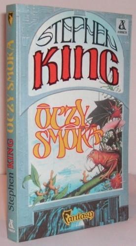 Okładka książki Oczy smoka Stephen King