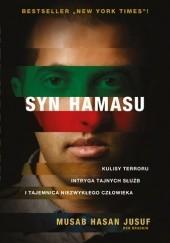 Okładka książki Syn Hamasu Musab Hasan Jusuf,Ron Brackin