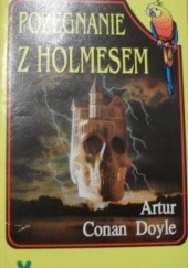 Okładka książki Pożegnanie z Holmesem