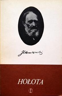 Okładka książki Hołota Józef Ignacy Kraszewski