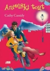 Okładka książki Anielski tort Cathy Cassidy
