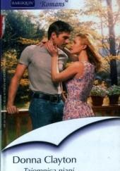 Okładka książki Tajemnica niani Donna Clayton