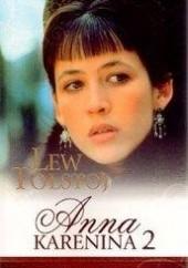 Okładka książki Anna Karenina. Tom 2