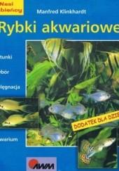 Okładka książki Rybki akwariowe