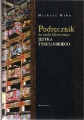 Okładka książki Podręcznik do nauki klasycznego języka tybetańskiego