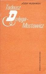 Znalezione obrazy dla zapytania Józef Rurawski : Tadeusz Dołęga-Mostowicz