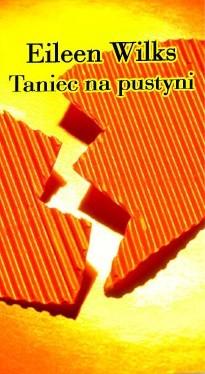 Okładka książki Taniec na pustyni Eileen Wilks