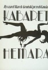Okładka książki Kabaret Hemara Ryszard Marek Groński