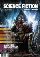 Okładka książki Science Fiction, Fantasy & Horror 74 (12/2011) Red. Science Fiction Fantasy & Horror