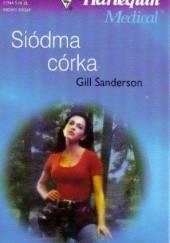Okładka książki Siódma córka Gill Sanderson