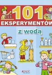 Okładka książki 101 eksperymentów z wodą Anita van Saan