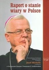 Okładka książki Raport o stanie wiary w Polsce