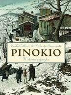 Okładka książki Pinokio. Historia pajacyka Carlo Collodi,Roberto Innocenti