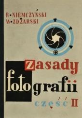 Okładka książki Zasady fotografii część II Roman Niemczyński,Wacław Żdżarski