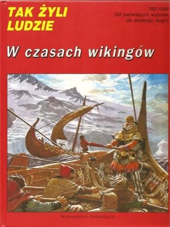 Okładka książki W czasach wikingów Louis-Rene Nougier