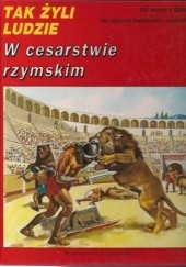 Okładka książki W cesarstwie rzymskim