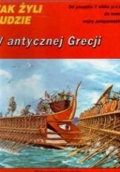 Okładka książki W antycznej Grecji