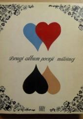 Okładka książki Drugi album poezji miłosnej