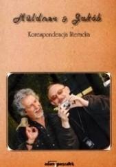 Okładka książki Müldner & Jakób. Korespondencja literacka Lech M. Jakób,Piotr Müldner-Nieckowski