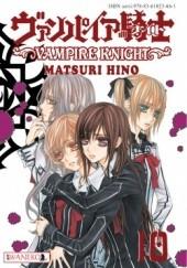 Okładka książki Vampire Knight tom 10 Hino Matsuri