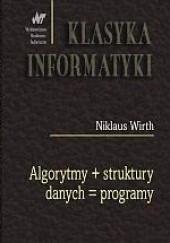 Okładka książki Algorytmy + struktury danych = programy Niklaus Wirth