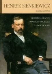 Okładka książki Henryk Sienkiewicz Bogumiła Kaniewska