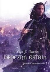 Okładka książki Mroczna Ostoja Gail Z. Martin