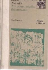 Okładka książki Antyczna książka ilustrowana Maria Nowicka