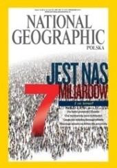 Okładka książki National Geographic 12/2011 Redakcja magazynu National Geographic