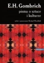 Okładka książki Pisma o sztuce i kulturze Ernst Hans Josef Gombrich