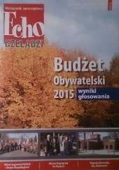 Okładka książki Echo Czeladzi, listopad 2014 praca zbiorowa
