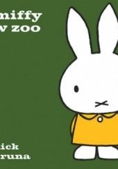 Okładka książki Miffy w zoo Dick Bruna
