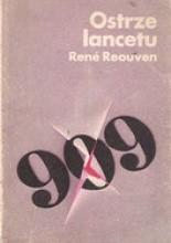 Okładka książki Ostrze lancetu