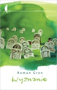 Okładka książki Wyznanie Roman Gren
