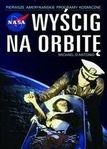 Okładka książki Wyścig na orbitę Michael D'Antonio