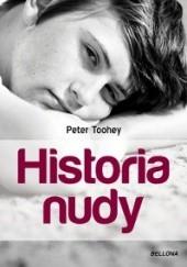 Okładka książki Historia nudy Peter Toohey
