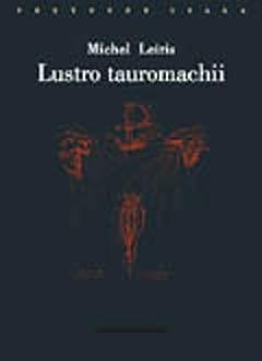Okładka książki Lustro tauromachii Michel Leiris