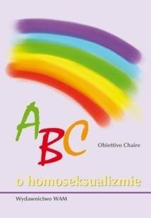 Okładka książki ABC o homoseksualizmie Obiettivo Chaire