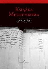 Okładka książki Książka meldunkowa Jan Kamiński