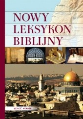 Okładka książki Nowy leksykon biblijny praca zbiorowa