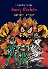 Okładka książki Łowcy Duchów. Ogniste Zmory Cornelia Funke
